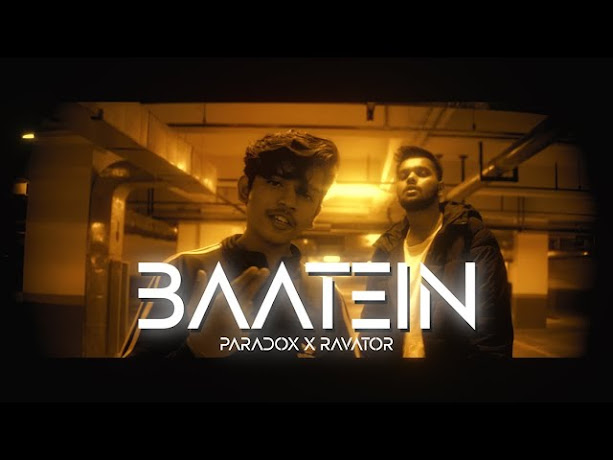 BAATEIN SONG LYRICS - PARADOX | RAVATOR Lyrics Planet