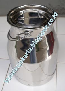 Milkcan Stainless