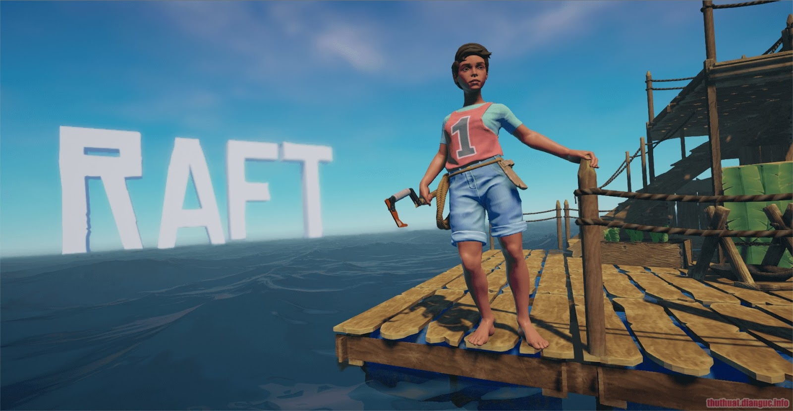 Download Game Raft Full Crack