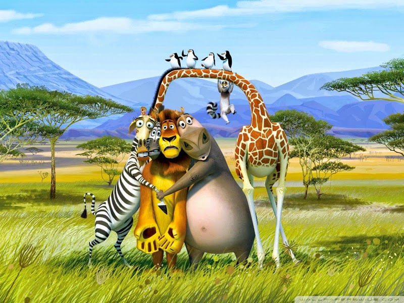 Madagascar 25 Best Wallpapers For HTC Nexus 9