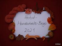 Herbst-Handarbeits-Bingo 2021 bei 60° Nord