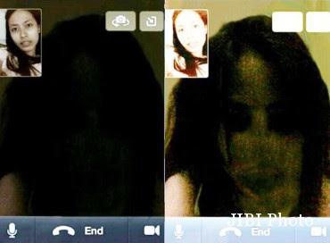 Pengalaman Misteri, Video Call dengan Hantu