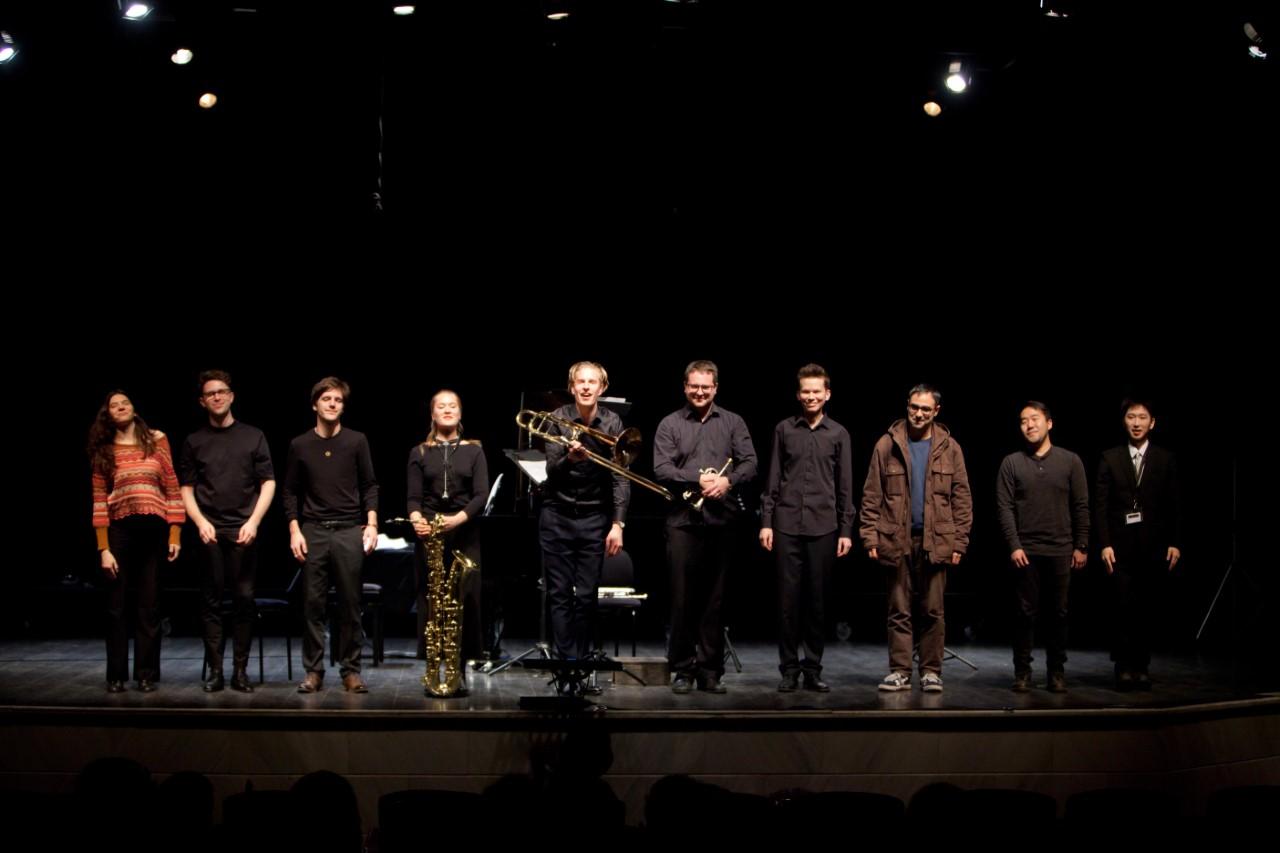 Τελευταία συναυλία του Klangforum στο ΔΩΛ