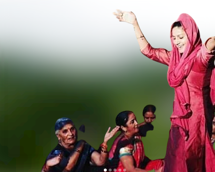 Sapna Chaudhari का एक नया अंदाज और video dance