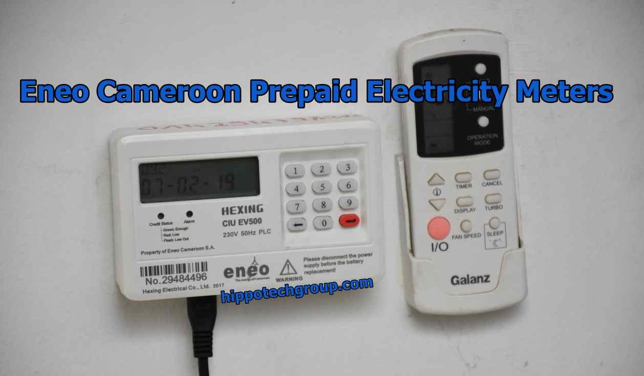 Eneo Prepaid electricity meters