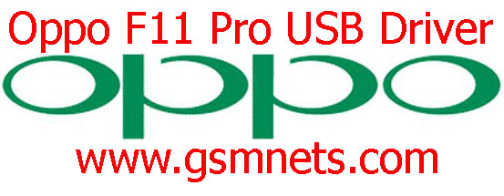 Oppo F11 Pro USB Driver Download