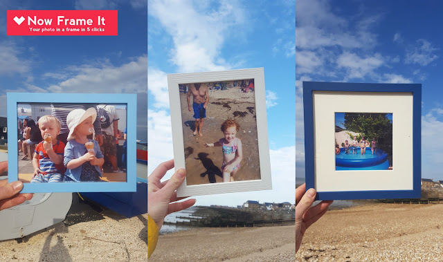 Now Frame It: Free your photos from your phone