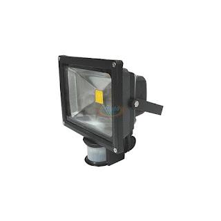 20W LED感應式投光燈,LED探照燈