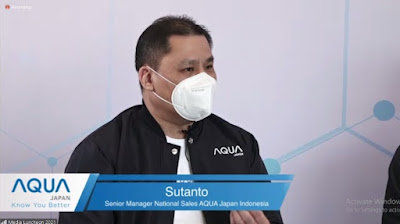 AQUA Japan Media Kick Off 2021