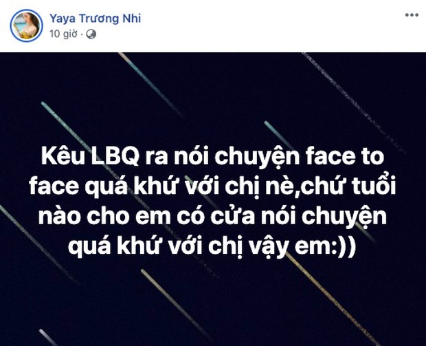 Ngân 98 đã tố tố Yaya Trương Nhi là kẻ đã cho người đánh hội đồng?