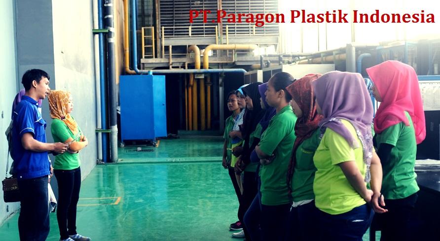 PT Paragon Plastik Indonesia Membuka Loker Terbaru Untuk Karyawati Posisi Operator Produksi