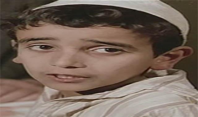 الفنان شريف صلاح الدين الذي راح ضحيةا الأدمان