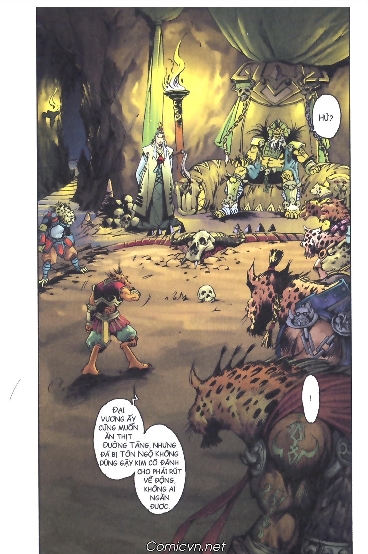 Tây Du Ký màu - Chapter 117 - Pic 26