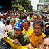 Capriles hace llamado a la movilización popular en todo el país
