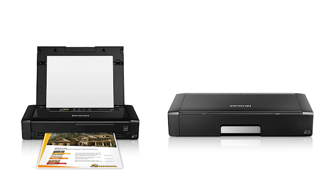 Epson WF-100W wireless printer
