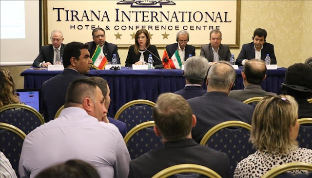 Business Forum Between Albania and Iran