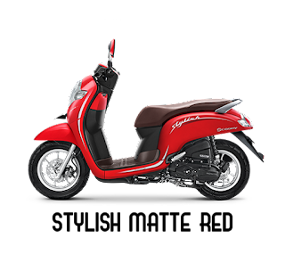 Warna, Fitur, dan Spesifikasi Honda Scoopy eSP