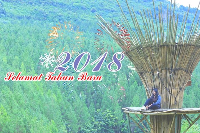 Selamat Tahun Baru 2018 - FB Resty