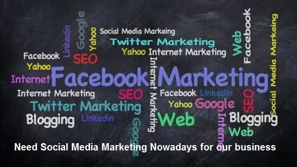 Why Do We Need Social Media Marketing Nowadays for our business?