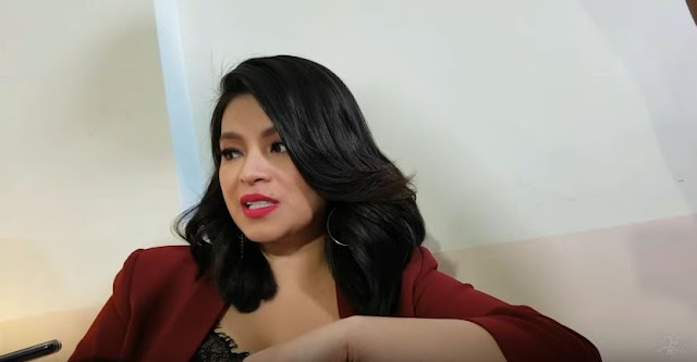 Angel Locsin Praised KathNiel Before She Bids Goodbye To La Luna Sangre