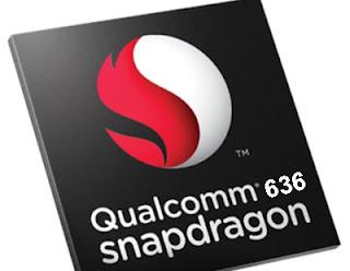 ini merupakan chipset jajaran kelas mid range  Hp Xiaomi Berchipset Snapdragon 636 dan Hp Pesaingnya