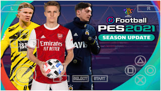 Download PES 2021 PPSSPP Chelito V1.0 New Update Best Realistic face & Hair 2K Style