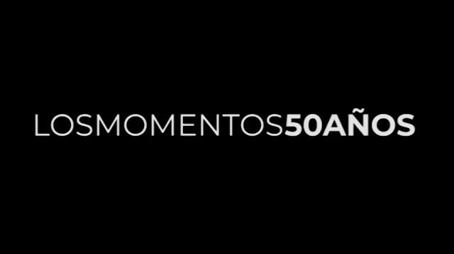 """Grandes artistas participan en tributo a """"Los Momentos"""" en sus 50 años"""