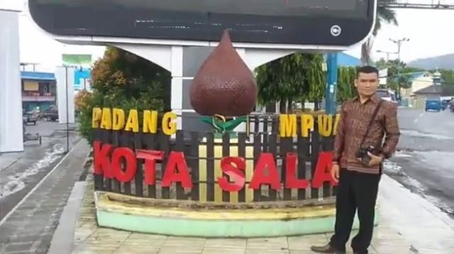 Tugu Salak - Wisata Kota Padangsidempuan