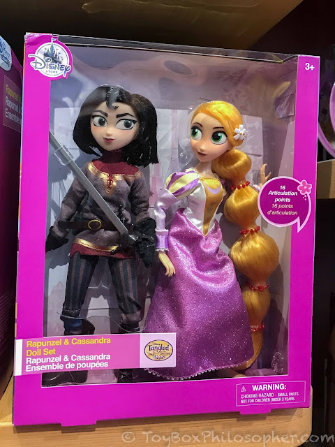 Disney S Rapunzel From I Tangled The Series I The Toy Box Philosopher