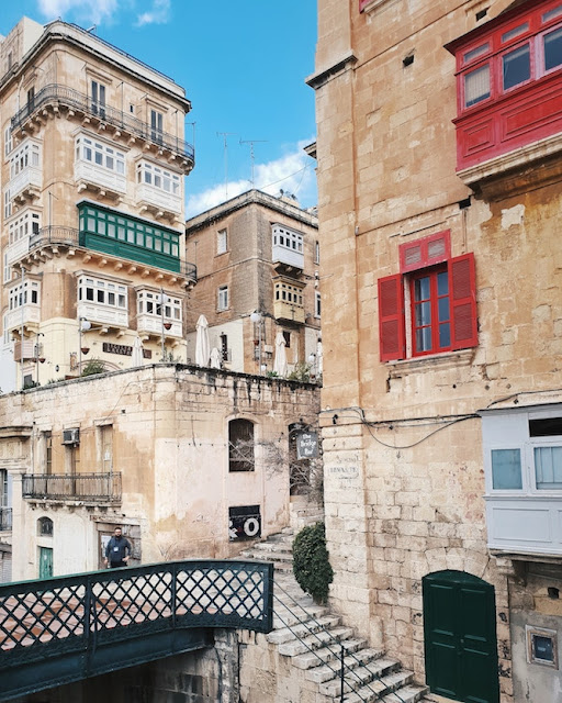 The Malta Firework Festival - Valletta