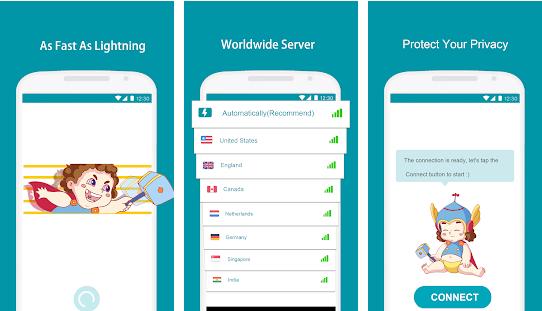 Aplikasi VPN Terbaik Anti Virus