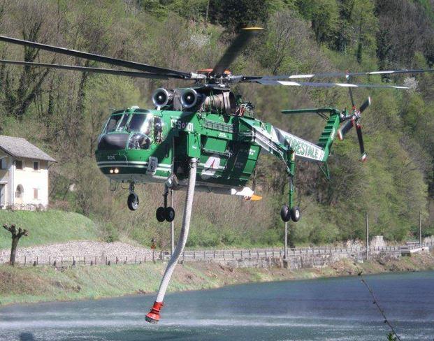 Canadair O Elicottero : Centroabruzzonews incendio morrone domani in arrivo