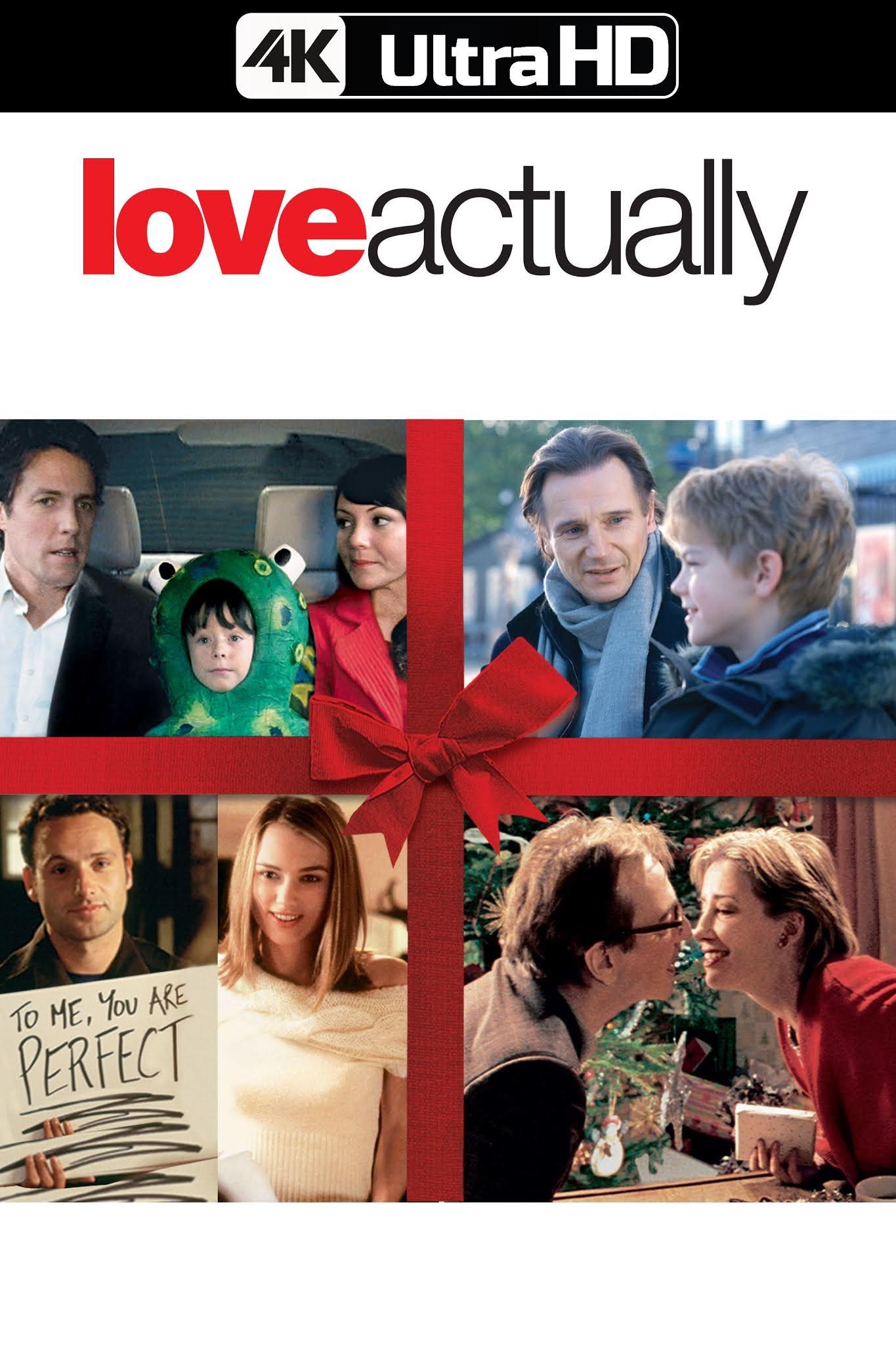 Realmente amor (2003) 4K UHD SDR WEB Latino