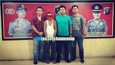 Unit Resum Polres Labuhanbatu Tangkap Pelaku Perjudian Di Kota Pinang