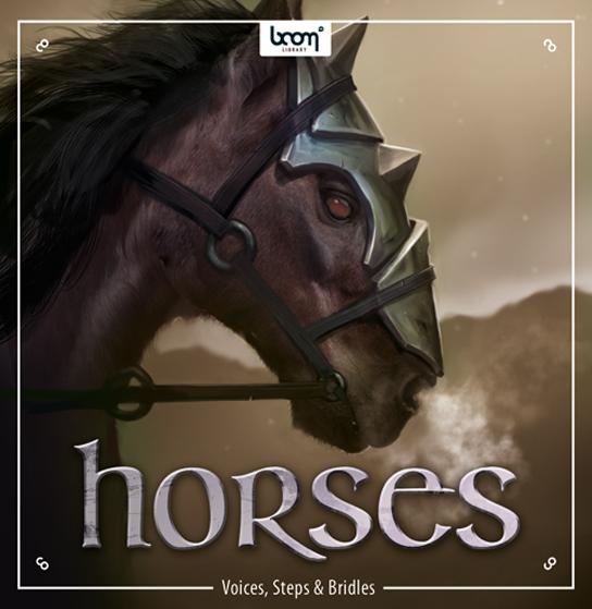 Boom Library – HORSES [WAV, KONTAKT][GraphixTree]