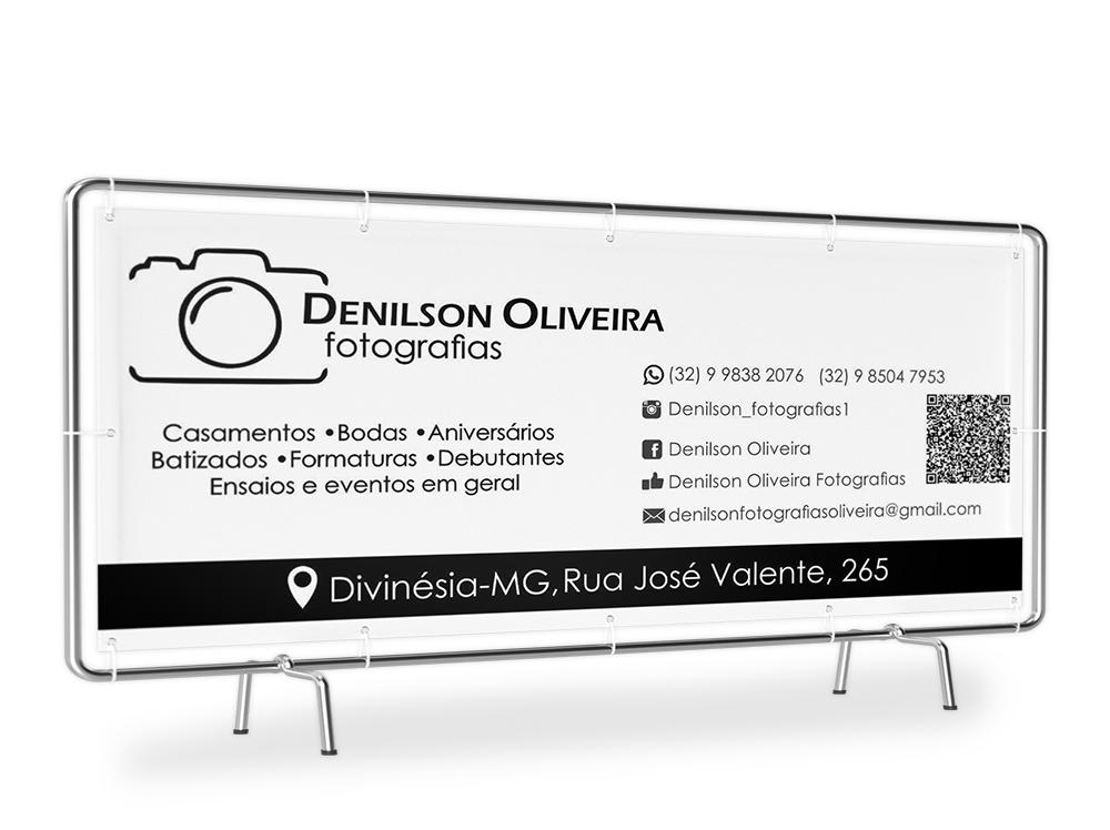 Banner Denilson Oliveira Fotografia