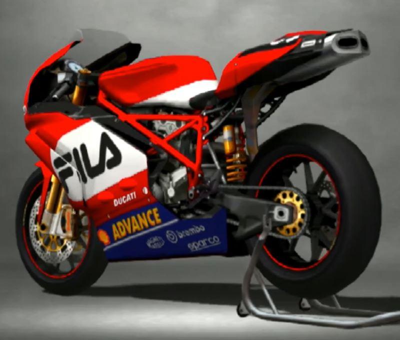 Ducati 999R Racing Modify 2005