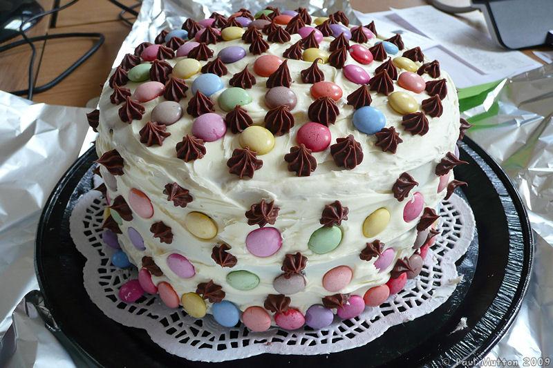 Cakes Homemade Birthday