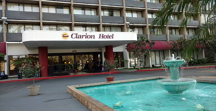Hotel Clarion Anaheim