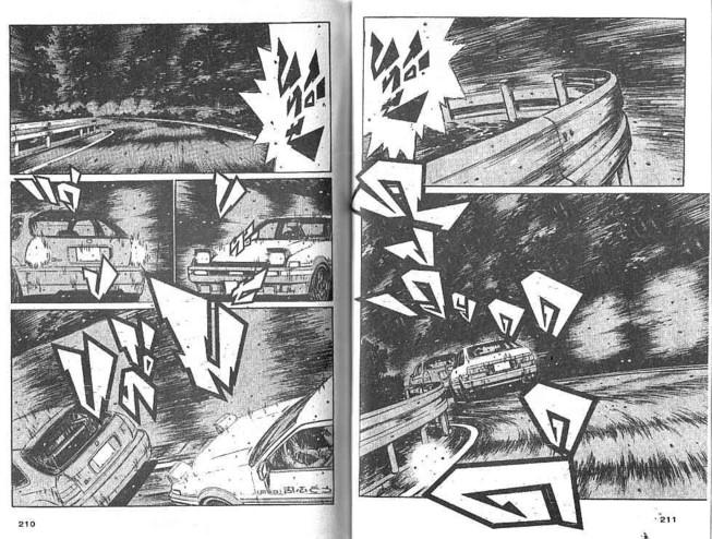 Initial D - หน้า 104