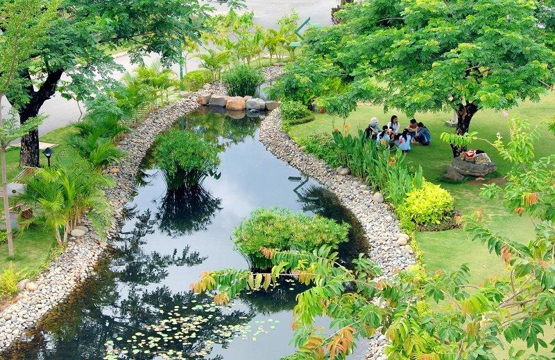 Công viên Lawrensting Phường Tân Phú, Quận 7