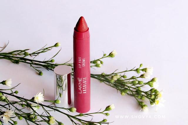 Review Lakme Absolute Reinvent Lip Pout Creme