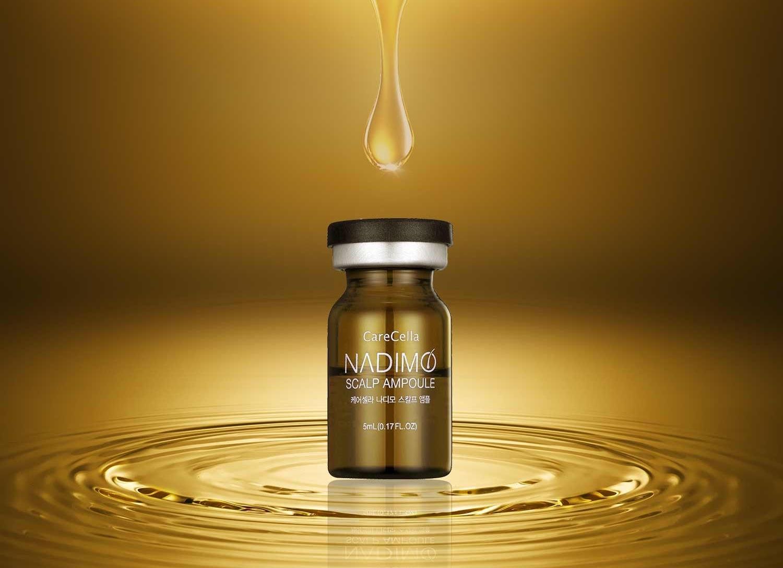 Carecella Nadimo Scalp Ampoule tinh chất dưỡng đặc biệt chuyên cung cấp dưỡng chất cho da đầu