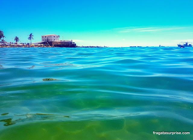 Praia do Porto da Barra, Salvador