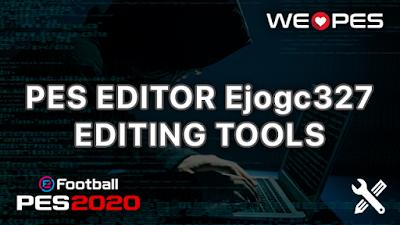 PES Editor 0.9.1 by Ejogc327 | Editing Tools | PES 2020