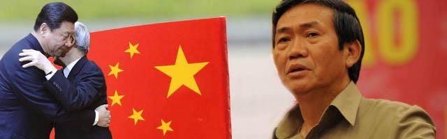 Nguyễn Phú Trọng và Đinh Thế Huynh - hãy trả lời về hành động làm ô nhục danh dự Tổ quốc !