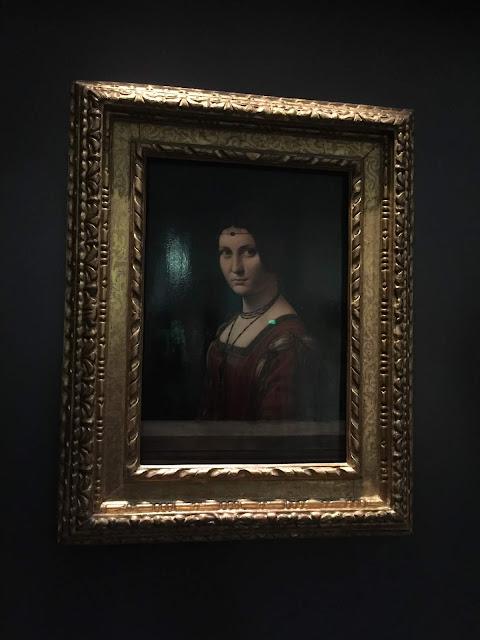 La Belle Ferroniere - Leonardo Da Vinci