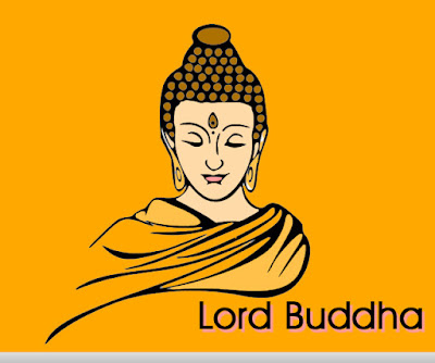 teachings of Gautam Buddha, Lord Buddha painting