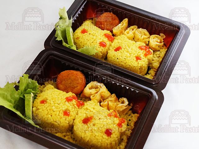 nasi kuning bento