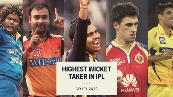 Top 20 Highest Wicket Taker in IPL